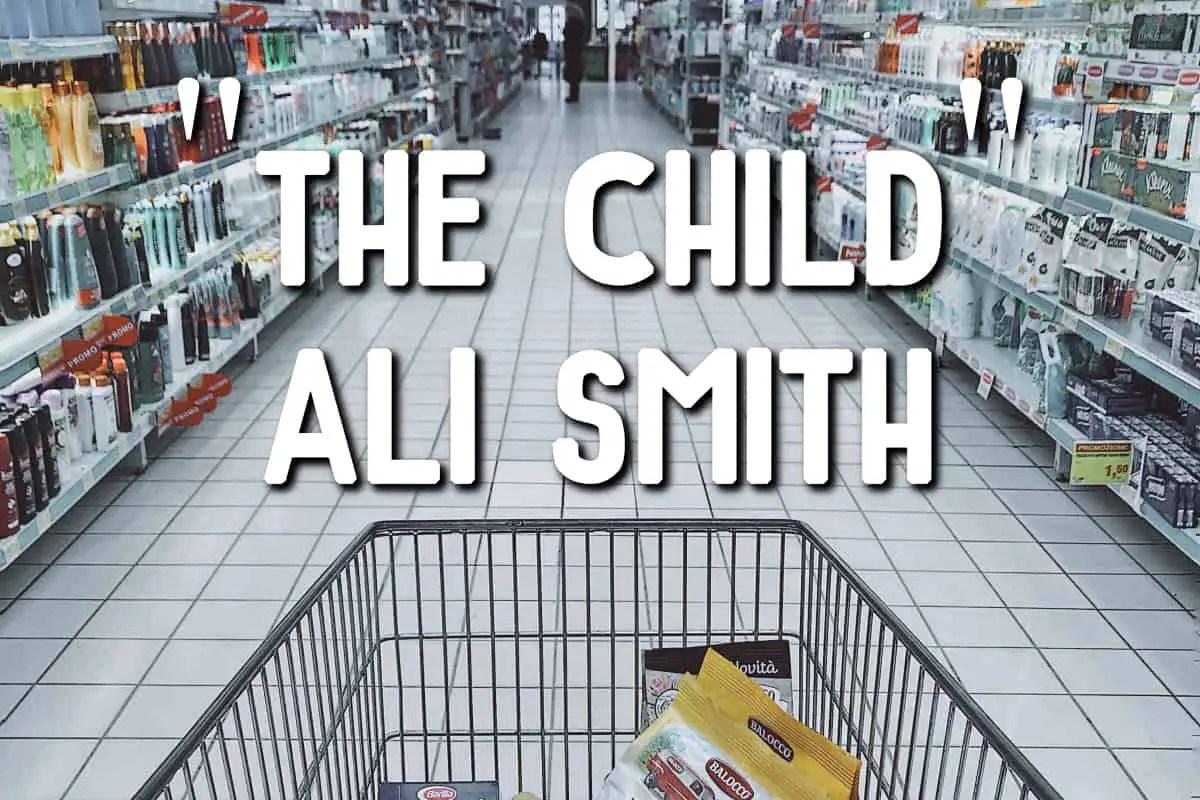 the child ali smith