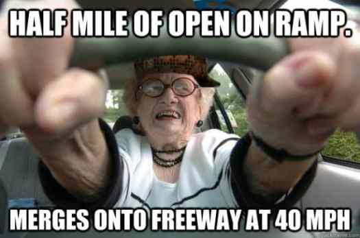 Half mile of open on ramp