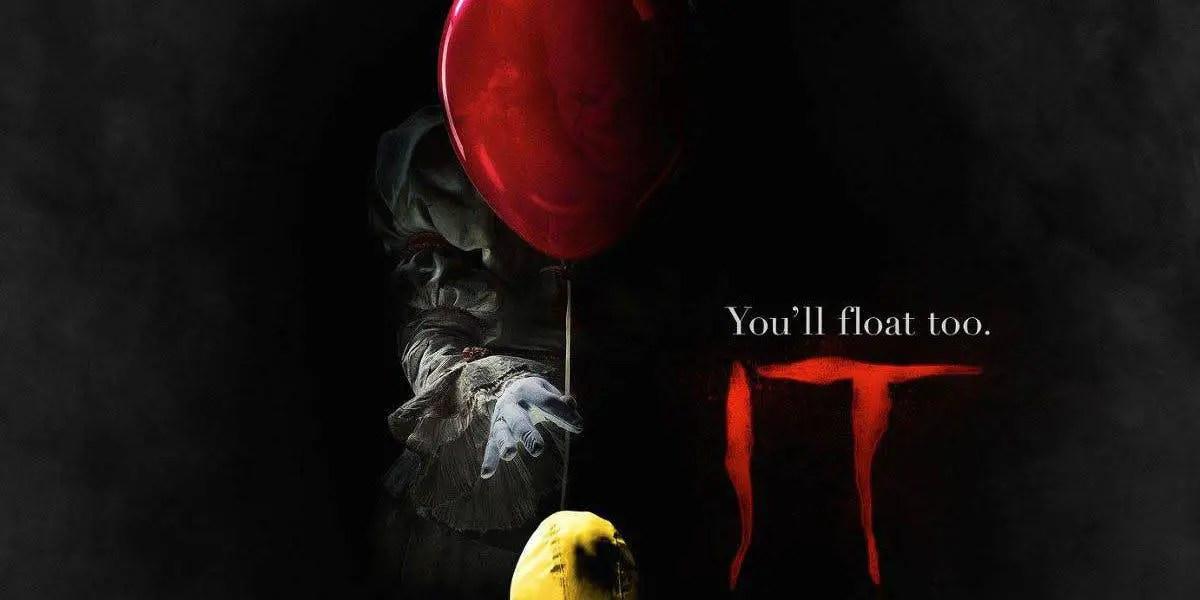 IT 2017 movie poster
