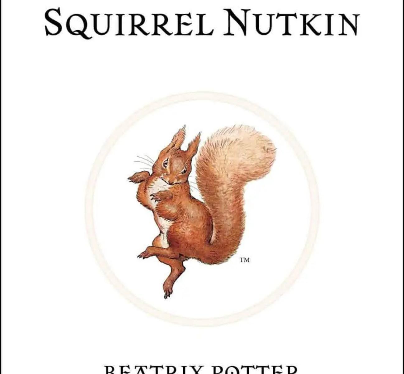 Squirrel Nutkin cover