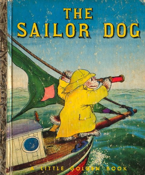 The Sailor Dog cover