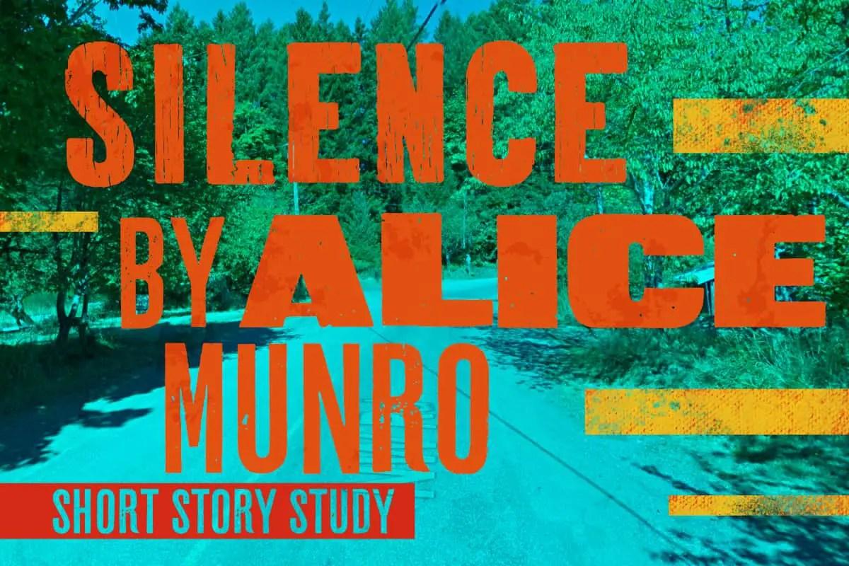 Silence Alice Munro
