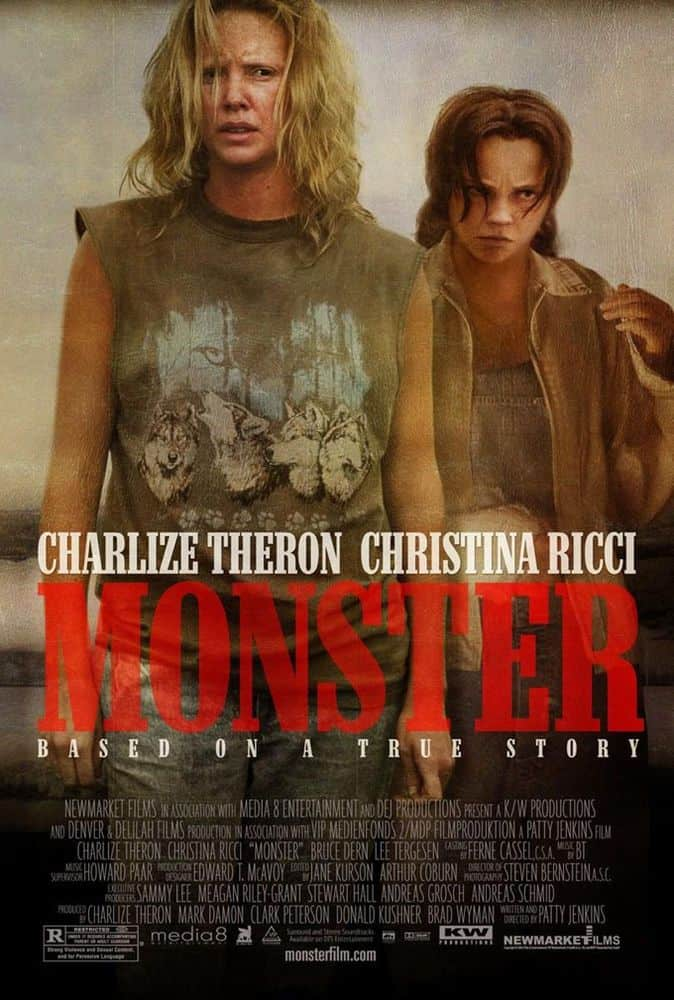 Monster Movie Poster women who kill