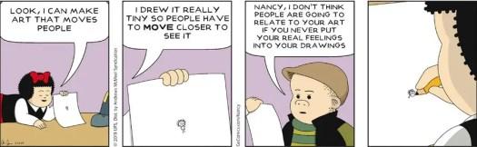 Nancy art that moves