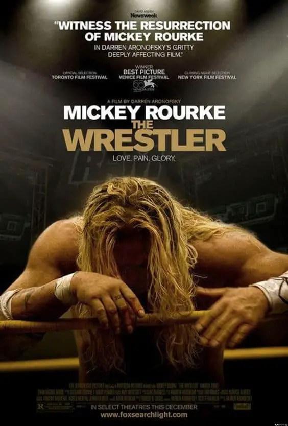 The Wrestler film poster