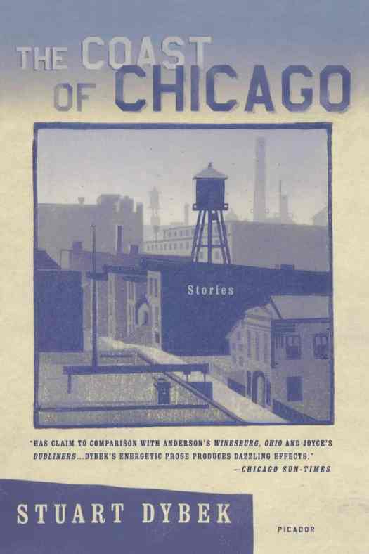The Coast of Chicago Stuart Dybek cover