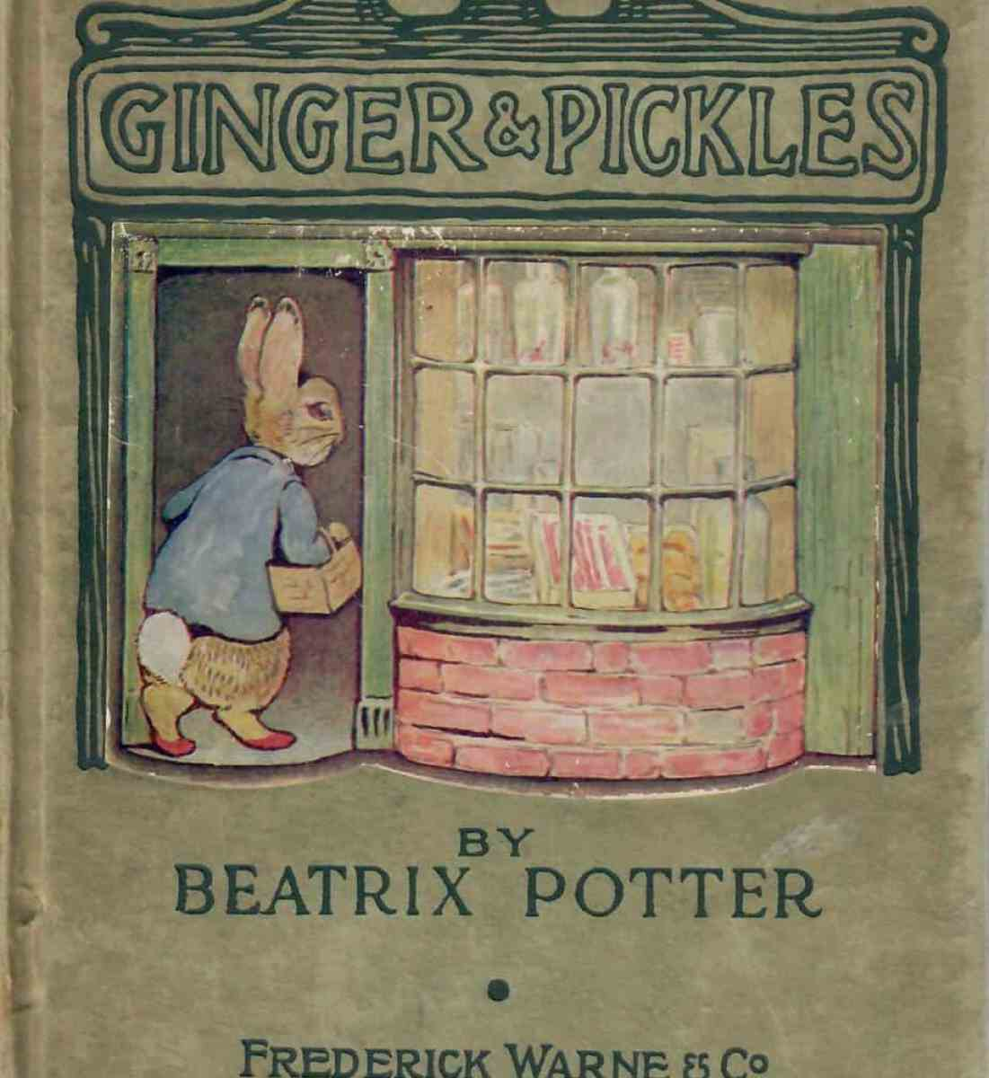 Ginger and Pickles