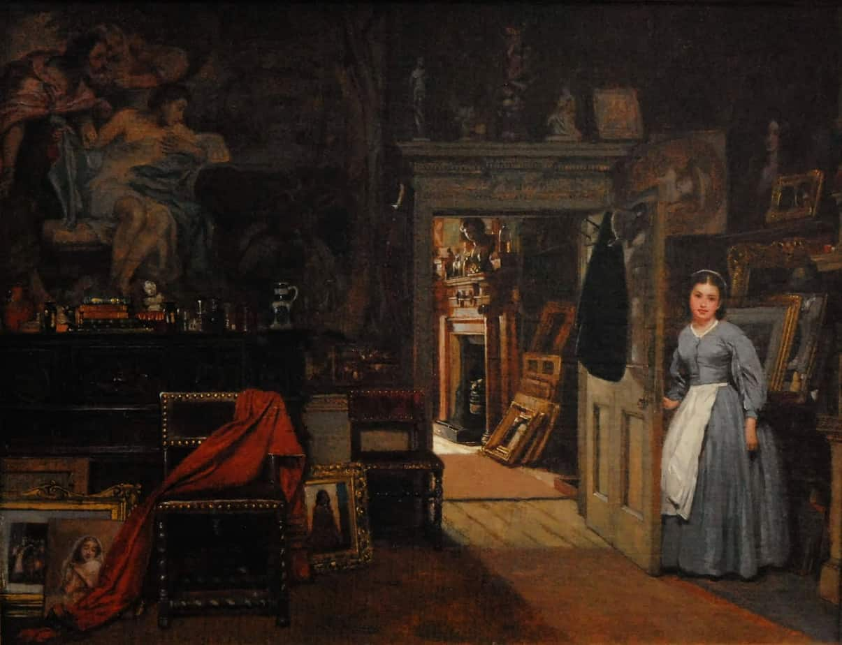 John Dawson Watson - The Collector's Home