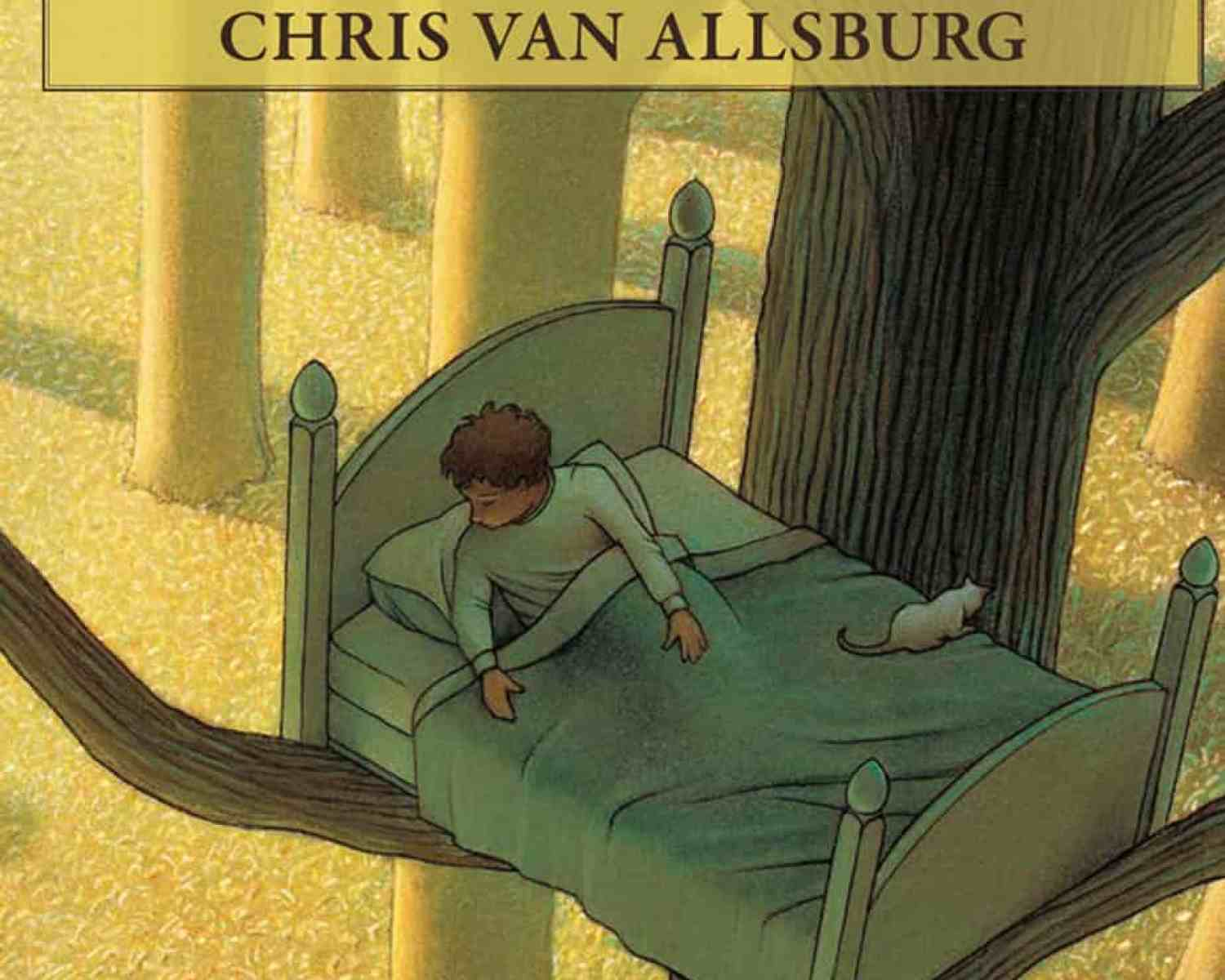 Just A Dream Chris Van Allsburg