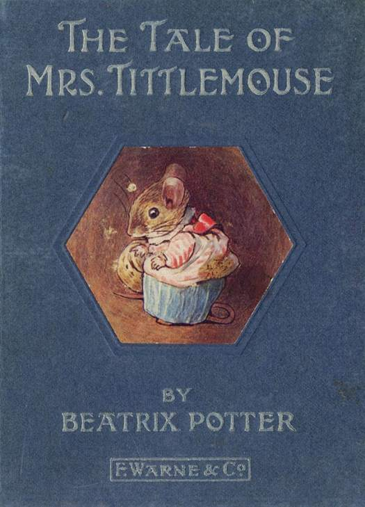 The Tale of Mrs Tittlemouse cover