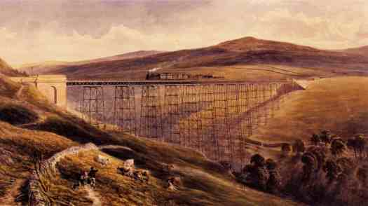 John Osborn Brown - Belah Viaduct