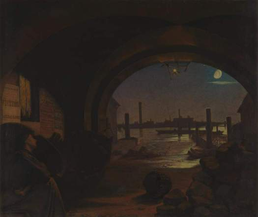 Past and Present, No. 3 1858 Augustus Leopold Egg 1816-1863
