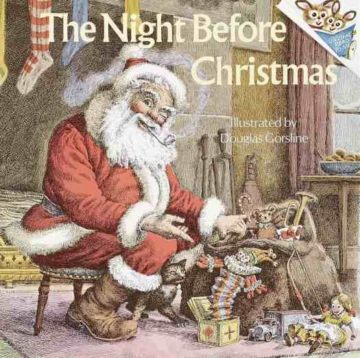'Twas The Night Before Christmas, illustrated by Douglas Gorsline