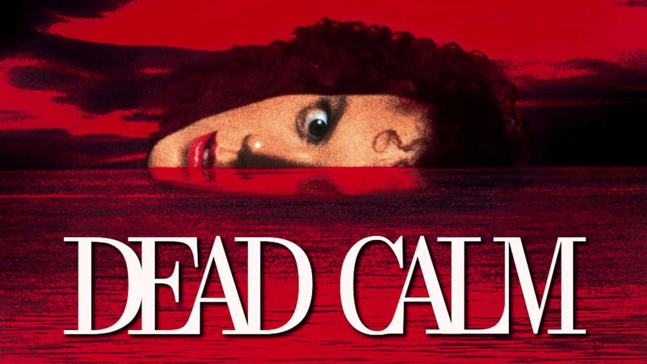 Dead Calm movie poster landscape