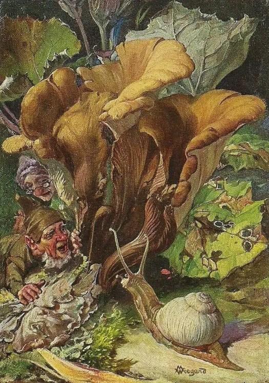 German artist Martin Wiegand (1867-1961)
