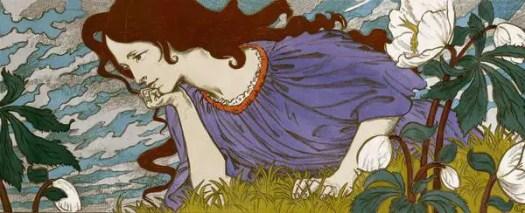 Anxiété by Eugene Grasset