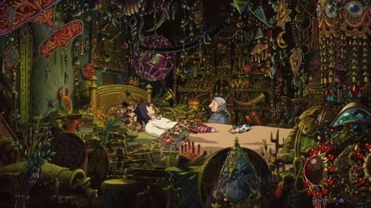 Howl's Moving Castle, Hayao Miyazaki, 2004