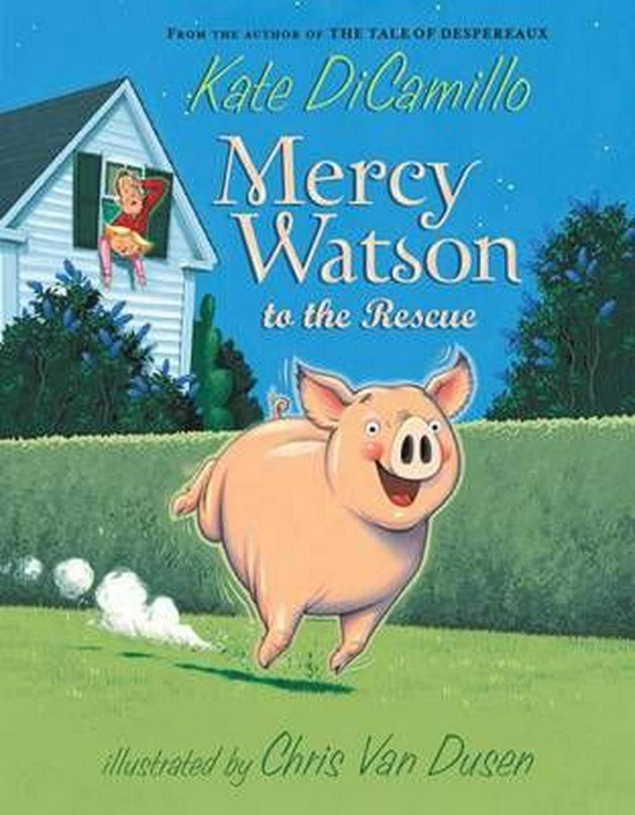 Mercy Watson To The Rescue cover