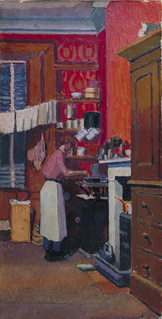 Spencer Gore The Gas Cooker 1913