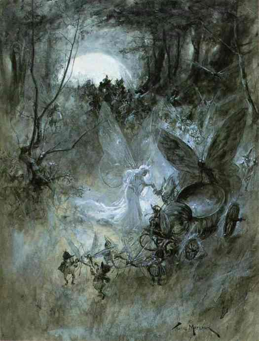 The Court of Faerie Thomas Maybank, 1906