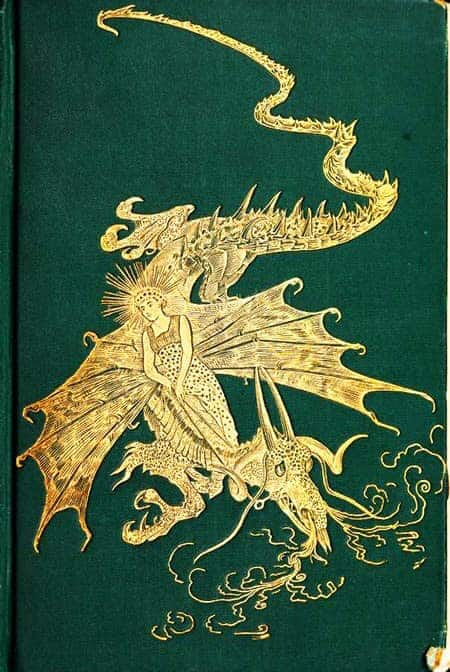 The Green Fairy Book, edited by Andrew Lang with illustrations by H. J. Ford, 1906.