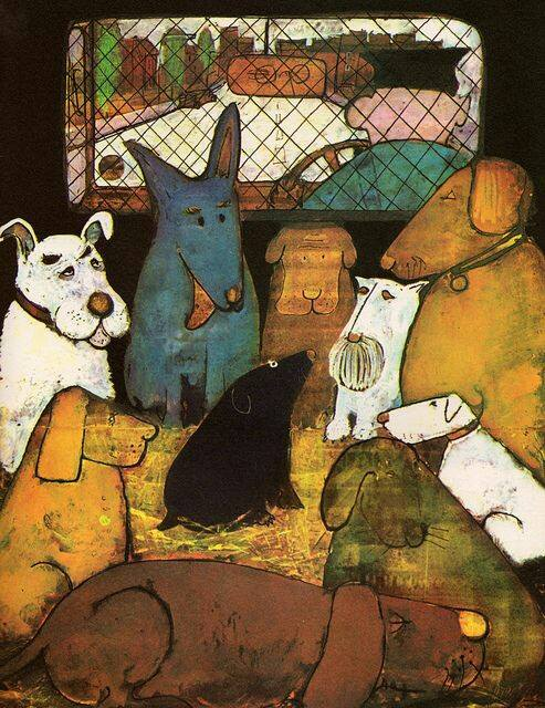 'Cannonball Simp' 1966 Written and illustrated by John Burningham (1936 - 2019)