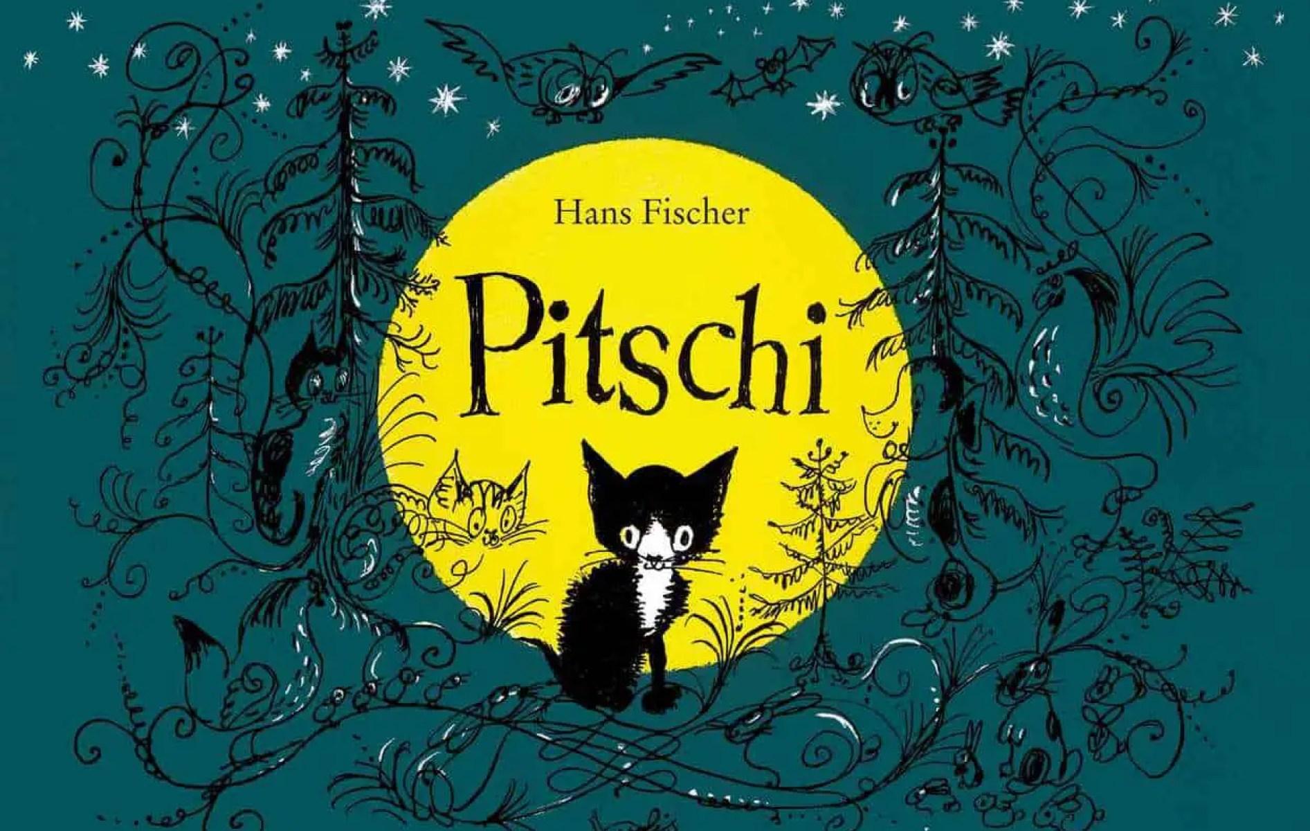 Pitschi by Hans Fischer cover