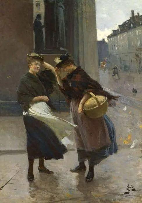 Erik Henningsen (Danish,1855 - 1930)