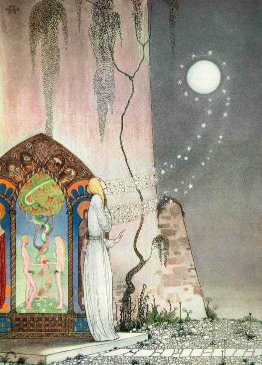 Kay Nielsen East of the Sun and West of the Moon (1914)