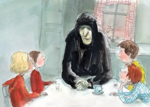 Cry, Heart, But Never Break by beloved Danish children's book author Glenn Ringtved and illustrator Charlotte Pardi