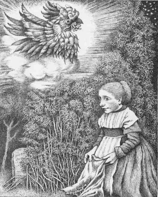 For the Juniper Tree by the Grimms by Maurice Sendak