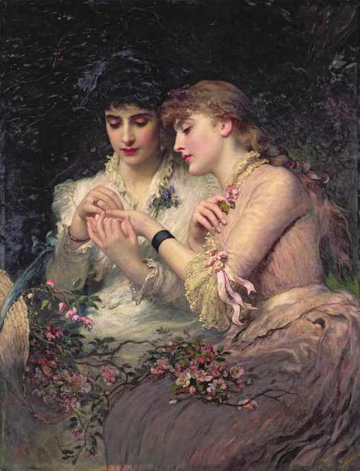 James Sant - A Thorn Amidst the Roses