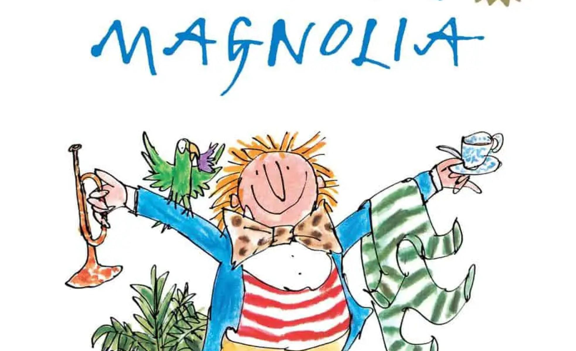 Mister Magnolia cover