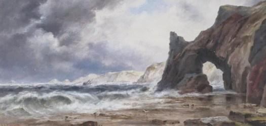 Sarah Louise Kilpack - Coastal Scene