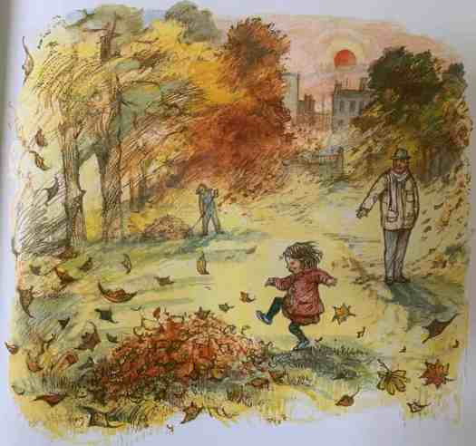 Counting in All Around Me by Shirley Hughes