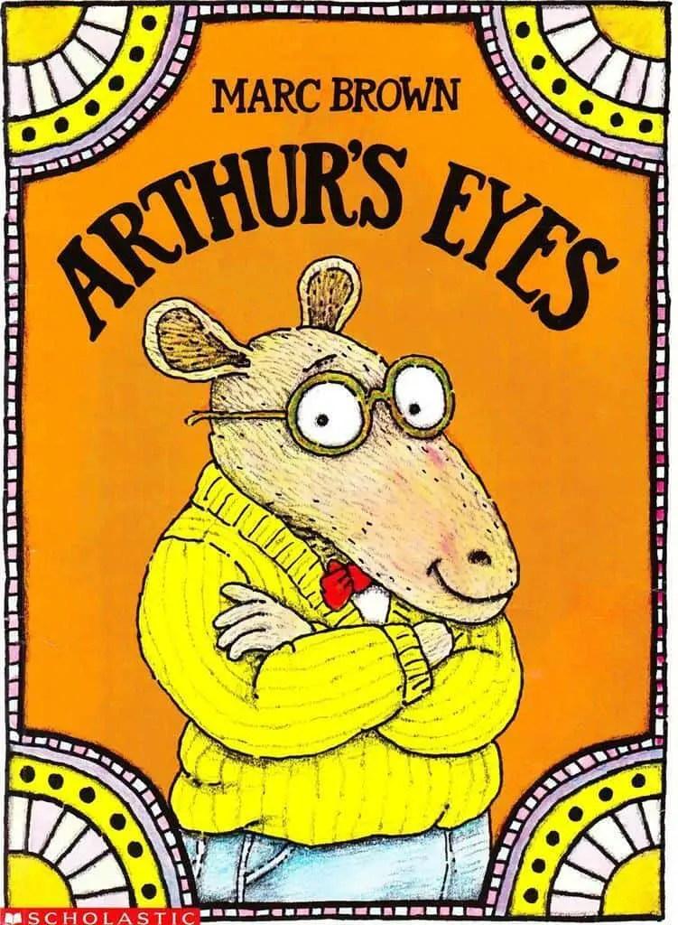 Marc Brown Arthur's Eyes