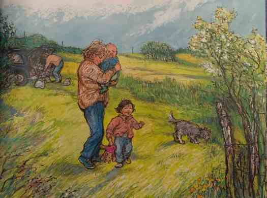 Olly and Me by Shirley Hughes