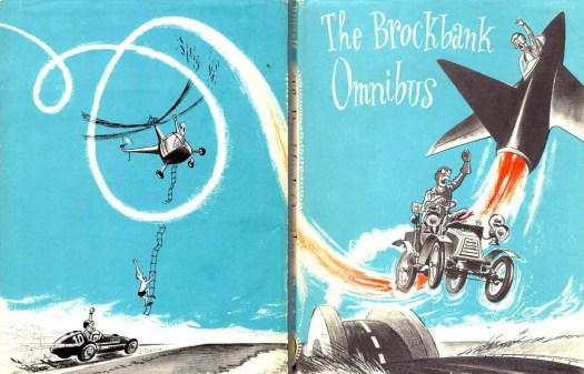 THE BROCKBANK OMNIBUS (Perpetua, 1957) Russell Brockbank
