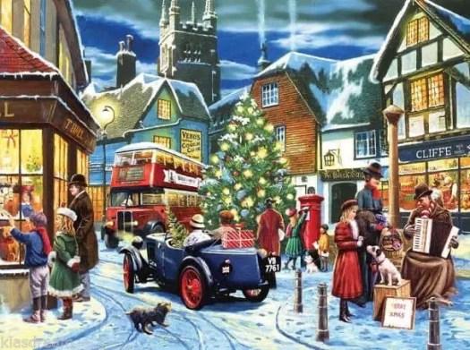 Kevin Walsh christmas street