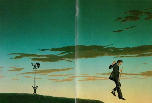 LE PONT (1981) Henri Galeron