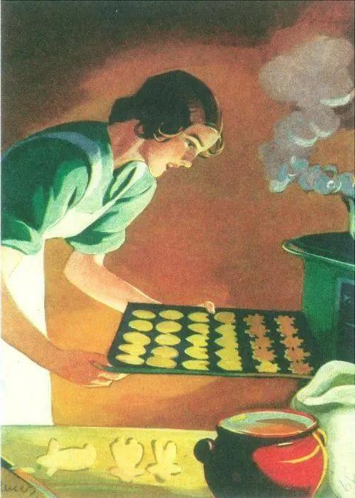Martta Wendelin (1893-1986) biscuits