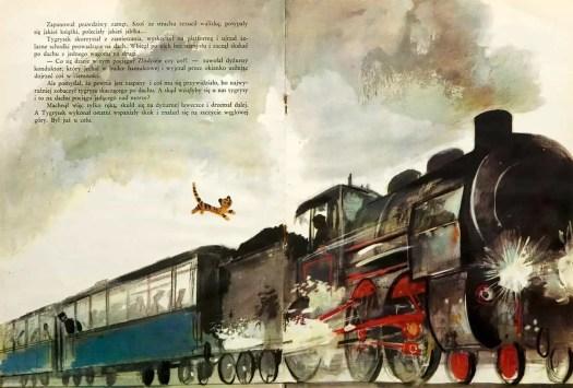Zbigniew Rychlicki train