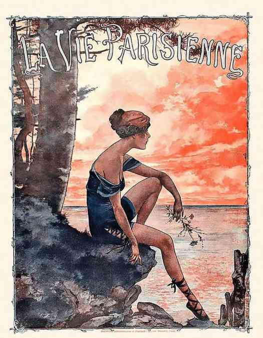 CHERI HEROUARD cover art 1916