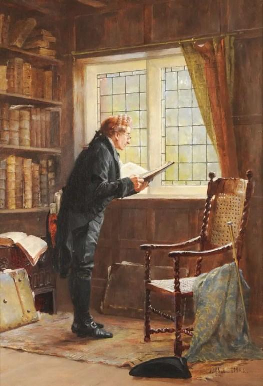 John Arthur Lomax - A Favourite Author