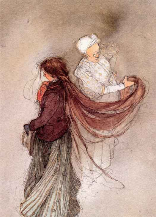 Lisbeth Zwerger. The Gift of the Magi. Text by O. Henry