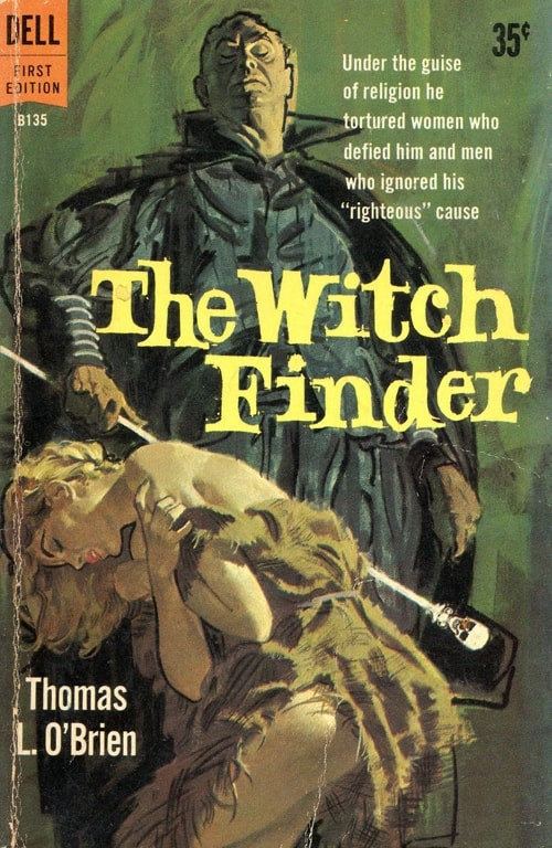 The Witch Finder by Thomas L. O'Brien