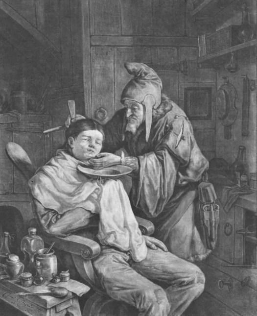 Village Doctor, Cornelis Dusart, 1679 - 1704