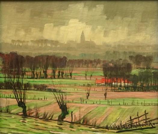 Achiel Van Sassenbrouck fields