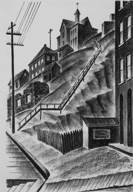 Arnold Rönnebeck (May 8, 1885 – November 14, 1947) was a German-born American modernist artist slope