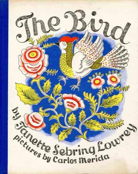 Carlos Merida, The Bird, 1947